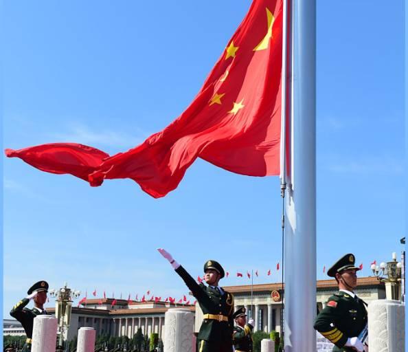 自古以来中国有哪些称呼?——升旗手