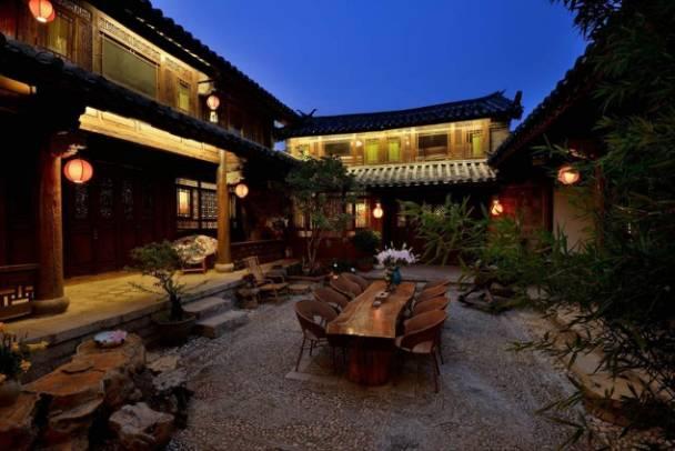 许昌人的院子情怀:清潩河畔的中式大宅