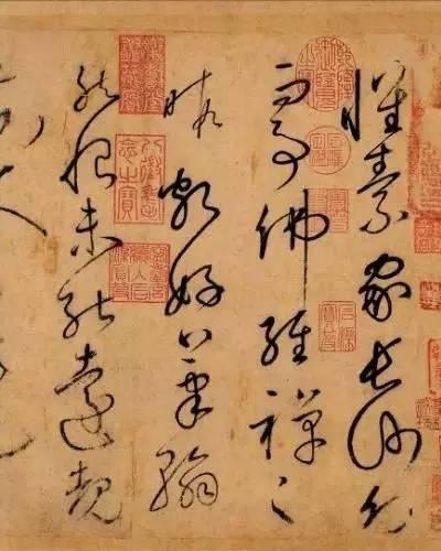 书法的章法之美到底美在哪里?